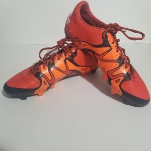 Adidas X 15.3 size 8.5 soccer cleats